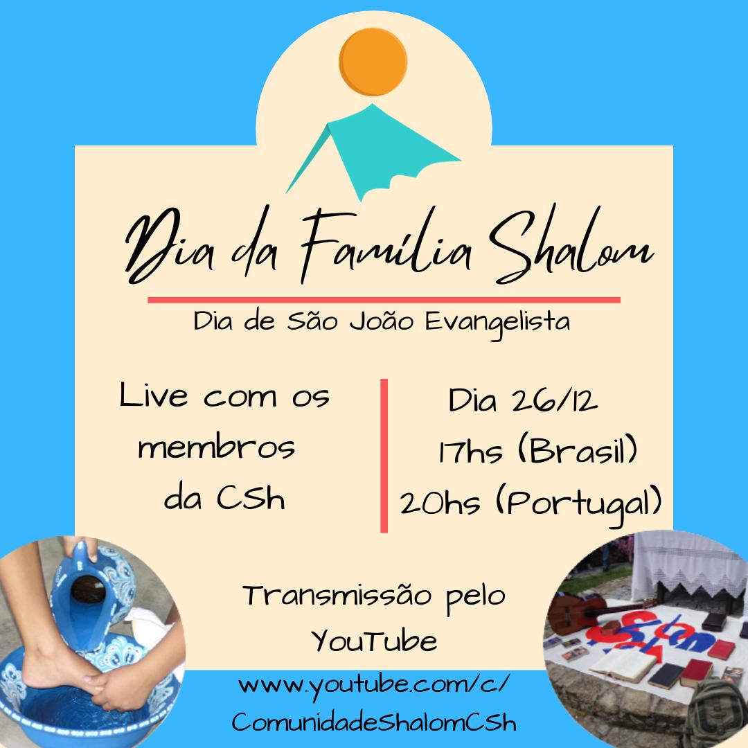 Dia da Família Shalom