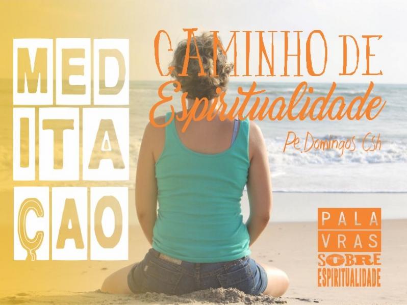 Meditação, Caminho de Espiritualidade
